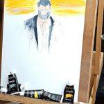 peinture acrylique pas cher pour toile TOP 10 image 4 produit