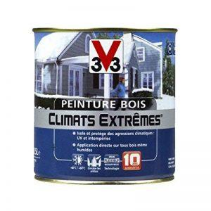 peinture blanc satiné bois TOP 5 image 0 produit