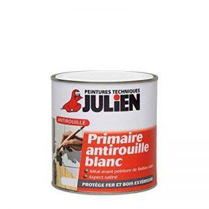 peinture blanc satiné bois TOP 1 image 0 produit