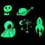 Peinture brillante dans le noir (20ml) Aurora vert brillant, non-toxique, à base d'eau par SpaceBeams de la marque SpaceBeams image 5 produit