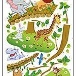 peinture chambre enfant vert TOP 2 image 2 produit