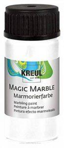 Peinture de marbrure KREUL Magic Marble, 20 ml de la marque KREUL image 0 produit