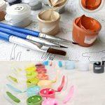 Peinture à l'huile sur toile - Peinture par numéros - 40,6 x 50,8 cm - Cadeau idéal pour adultes et enfants de la marque Golden Maple image 2 produit