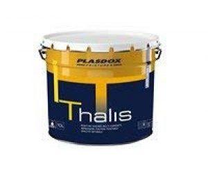 Peinture monocouche blanche 10L impression - finition mat/velouté - Mur et plafond - lessivable - intérieur extérieur - Qualité professionnel de la marque plasdox image 0 produit