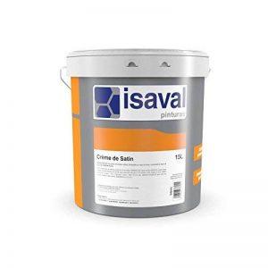 Peinture Satinée Velouté Teinte Offerte de la marque ISAVAL image 0 produit