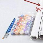 peinture sur toile de lin TOP 8 image 1 produit