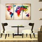 peinture sur toile grand format TOP 4 image 2 produit