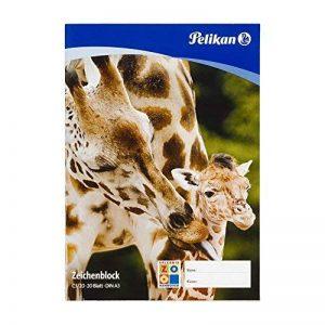 Pelikan 224840 - Bloc À Dessin - C3/20 Din A3 Avec 20 Feuilles 100g de la marque Pelikan image 0 produit