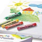 Pentel Pastels à l'huile Boîte de 50 couleurs de la marque Pentel image 4 produit