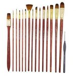 pinceau artiste TOP 0 image 4 produit