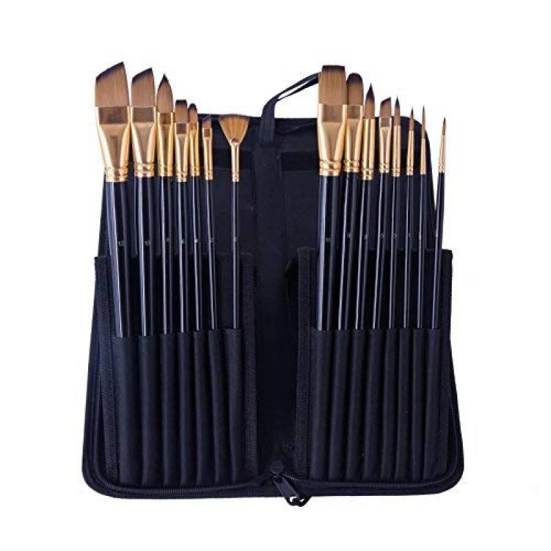 n/°3//0 n/°2 /Émaux peinture teinture appr/êts vernis n/°4 Lot de 3 pinceaux pouce soie professionnels Kibros LOT/_3/_370