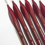 Pinceau Pointe Extra Fine Art Modelage Peinture Miniature x 6 Tailles de la marque ToyCentre image 1 produit