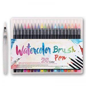 pinceau stylo aquarelle TOP 13 image 0 produit