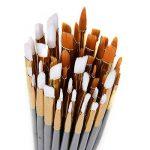 pinceau éventail peinture huile TOP 12 image 3 produit