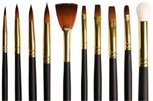 pinceau éventail peinture huile TOP 5 image 0 produit