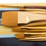 Pinceaux d'Artiste Solabela. Set de 7 de la marque Solabela image 4 produit
