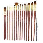 pinceaux peinture huile TOP 1 image 4 produit