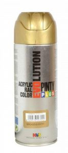 Pinty 279 Pinty Plus Evolution Bombe 400 ml Or de la marque Pinty image 0 produit
