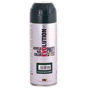 Pinty 610 Bombe 400 ml Vert RAL 6005 Brillant de la marque Pinty image 0 produit