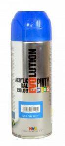 Pinty 611 Bombe 400 ml Bleu RAL 5015 Brillant de la marque Pinty image 0 produit