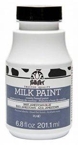 Plaid: Craft Folk Art Peinture Lait 6,8oz Jamestown (Papier, bleu, multicolore, 3pièces de la marque Plaid:Craft image 0 produit