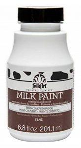 Plaid: Craft Folk Art Peinture Lait 6,8oz Pont couvert, papier, multicolore, 3pièces de la marque Plaid:Craft image 0 produit