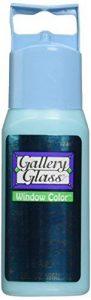 Plaid Galerie vitrée Couleur, Shimmer Aqua, 2 oz de la marque Gallery Glass image 0 produit
