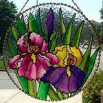 Plaid Galerie vitrée Couleur, Shimmer Aqua, 2 oz de la marque Gallery Glass image 1 produit