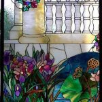 Plaid Galerie vitrée Couleur, Shimmer Aqua, 2 oz de la marque Gallery Glass image 5 produit