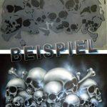 pochoir peinture moto TOP 3 image 1 produit