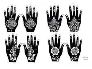 pochoir tatouage aérographe TOP 5 image 0 produit