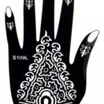 pochoir tatouage aérographe TOP 8 image 3 produit