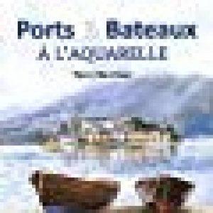 Ports et bateaux à l'aquarelle de la marque Terry Harrison image 0 produit