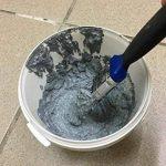 Premium Magnet de couleur–magnétique anziehbare Couleur/mastic avec 12aimants de pin–Créez un tableau d'affichage invisible–env. 1,5m²–Peinture Spachteln–Bricolage–Wow Effet de 0,7kg de la marque Magneto-Color image 1 produit