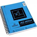 Pro-Art Canson XL Multi-Media papier bloc 7 « X 10 »-60 feuilles de la marque Strathmore image 1 produit