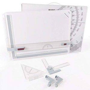 PRO qualité A3Planche à dessin Bureau Table avec mouvement et en parallèle Angle réglable de la marque surepromise image 0 produit