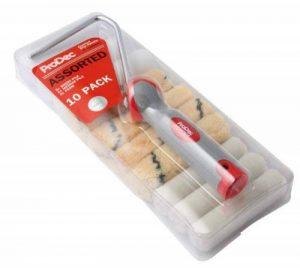 ProDec Coffret de mini rouleaux assortis 10cm PRRF005 de la marque ProDec image 0 produit