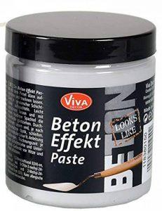 Pâte effet béton 'Viva Decor' 250 ml de la marque Viva Decor image 0 produit