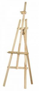 Quantum Art Studio Easel-norfolk en bois, bois de pin, Jaune, 1800Mm-71-6ft de la marque Quantum image 0 produit
