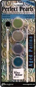 Ranger Perles Parfaites Des Pigments Poudre Âge Kit Patine de la marque Ranger image 0 produit