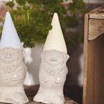 Rayher Hobby moule latex en forme nain de jardin – moule en latex pour la fabrication d'un moulage de statuette en bougie, plâtre ou savon – moule de 8 x 21,5 cm, 600 g de capacité – rouge de la marque Rayher Hobby image 4 produit