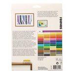 Reeves Pastels à L'Huile–Lot DE 48, Multicolore de la marque Reeves image 1 produit
