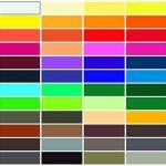 Reeves Pastels à L'Huile–Lot DE 48, Multicolore de la marque Reeves image 3 produit