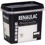Renaulac Peinture monocouche multisupports Blanc Ivoire Satin 0,75L - 8m² de la marque Renaulac image 1 produit