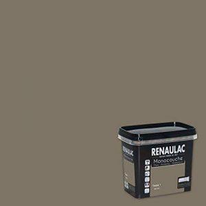 Renaulac Peinture monocouche multisupports Taupe 1 Satin 0,75L - 8m² de la marque Renaulac image 0 produit