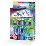 Revell - Loisir Créatif - Orbis Set de Recharge - 4 Cartouches Aérographe de la marque Revell image 1 produit