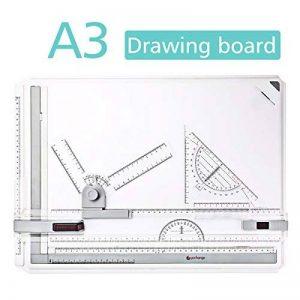 règle de table à dessin TOP 8 image 0 produit