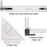 règle parallèle pour table dessin TOP 8 image 2 produit