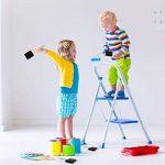 ROSENICE Outil à éponge de peinture à lame à mousse avec poignées en bois dur Ensemble de 10 de la marque ROSENICE image 4 produit