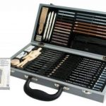 Royal & Langnickel Boîte de luxe Set d'artiste Esquisse de la marque Royal & Langnickel image 1 produit